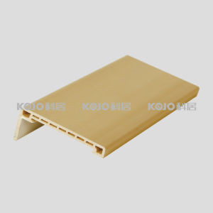 No Formaldehyde Waterproof WPC Door Frame Achitrave (G2-8510) pictures & photos