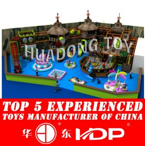 Huadong Indoor Playground New Style Ancient Tribe (HD2015B-008A) pictures & photos