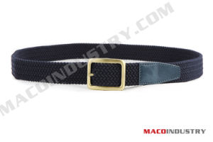 Braided Polyester Belt (Mu45)