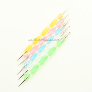 Manicure Nail Art Dotting Pen Beauty Tool Accessories (B001)