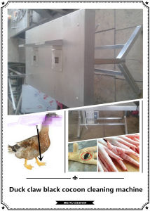 Chicken Processing Equipment/Chicken Halal Cleaning Machine pictures & photos