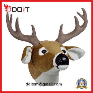 Deer Plush Cushion Deer Stuffed Soft Plush Cuhion
