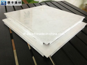 300X300mm Aluminum Ceiling Panel for Bathroom, Kitchen