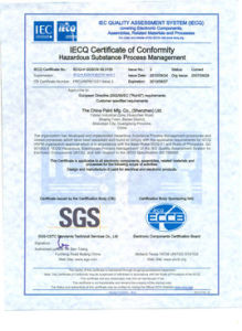 QC Certification Service From International Buyer