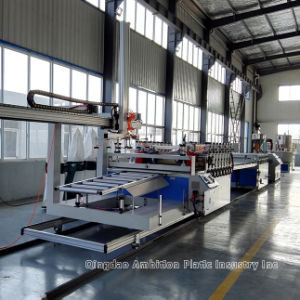 Plastic PVC Foam Board Production Line