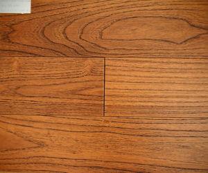 Wire Brush Finish Asian Teak Wood Floorsw 4395