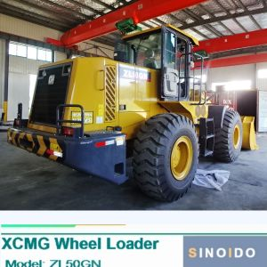5ton XCMG Zl50g Wheel Loader 3.0cbm Bucket for Sale