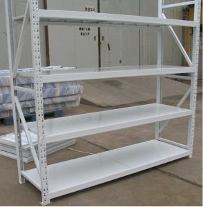 Medium Duty Warehouse Storage Metal Shelving (JW-CN1410413) pictures & photos