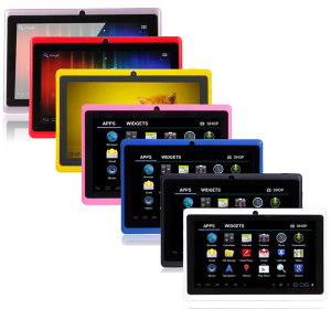 "7"" Quad Core IPS LCD Tablet"