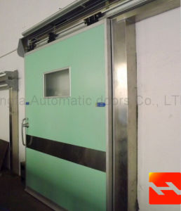 Automatic Sliding Hermetic X-ray Door Hfa-0010 pictures & photos