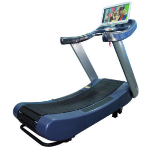 21.5′′ Display Self-Generating Woodway Curve Treadmill (SK-22) pictures & photos