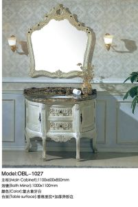 Manufacturing Classical Bathroom Furniture Bathroom Vanity Cabinets