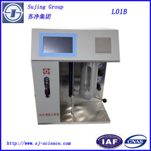 L01b-24 The Oil Particle Counter