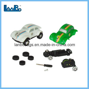 Factory Children Custom Plastic Car Toy