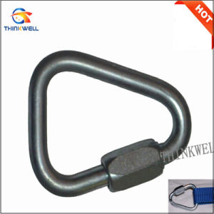 Stainless Steel Triangle Delta Quick Link for Rope/Triangle Ring pictures & photos