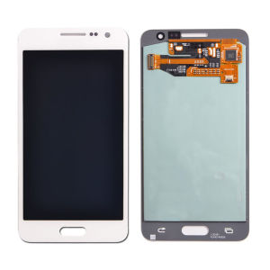 Grey White LCD with Digitizer for Samsung Galaxy Note 3 N9005 N900A