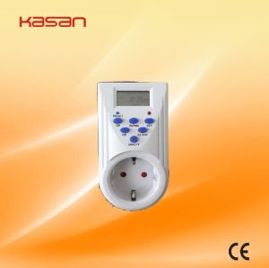 Tge-6A Multifunction Digital Timer Switch, Timer Controller pictures & photos