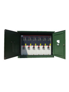 Switchgear, Gas Insulated Switchgear (GIS)