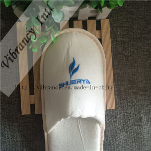 China Cheap Wholesale Stock Disposable Slipper EVA Hotel Slippers pictures & photos