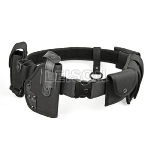 Military Tactical Duty Belt Nylon ISO Standard with 8 Pouches (JYDY-N801-1) pictures & photos