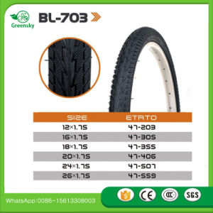 World-Famous Brand Mountain Bicycle Tire 26*2.125