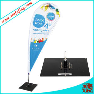 High Quality Hot Sale Teardrop Feather Flag Banner