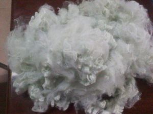 Virgin and Recycled 1.4D 1.2D Polyester Staple Fiber /PSF pictures & photos