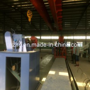 GRP Pipe Production Line for Produce Dn300-2600mm Pipes pictures & photos