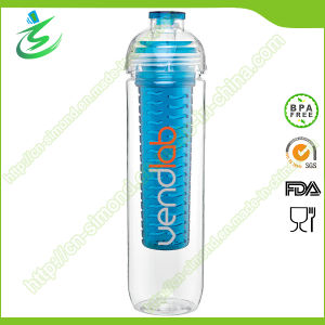 800ml Hot-Selling Fruit Infused Water Bottle BPA Free