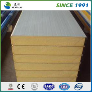 High Strength Wall Polyurethane PU Sandwich Panel pictures & photos