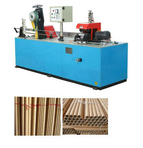 Automatic Toilet Paper Core Pipe Making Machine pictures & photos