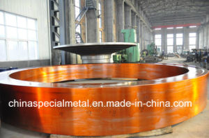 Customized Rotary Kiln Tyre for Cement Kiln