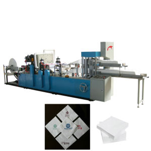 Hot Sale Automatic Paper Napkin Printing Machine pictures & photos