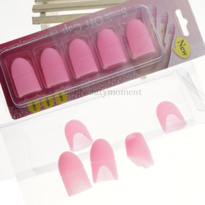 Nails Polish Removal Manicure Tool Soak off Finger Cap (M31)