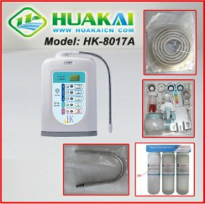 Water Ionizer / Ion Water Purifier (HK-8017A)