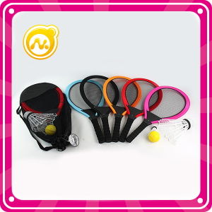Plastic Kids Outdoor Tennis Racket Toy Set