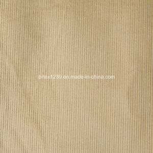 14Wales Corduroy Made of 100%Cotton for Garments with Belge Colour