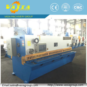 Sheet Metal Shearing Machine with Guillotine Structure pictures & photos