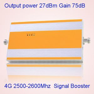 4G Lte Cellphone Repeater Wireless 4G Mobile Phone Signal Booster 2600MHz