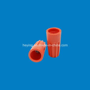 Plastic Nylon Injection Thread Closed End Terminals pictures & photos