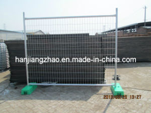 2.1X2.4m Portable Temporary Fence for Construction Sites pictures & photos