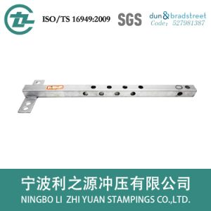 Square Tube Bracket Stamping Parts pictures & photos