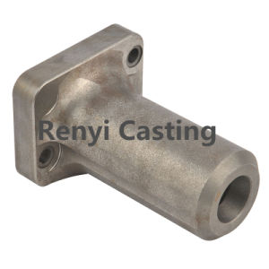 Hot! New! Iron Body Casting, Machined-Green Sand Casting pictures & photos