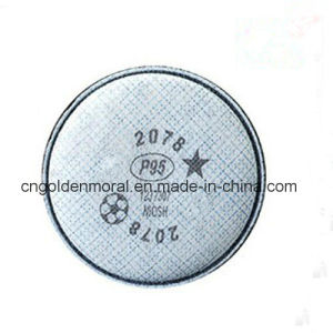 China Particulate Filter 2078 P95 with Nuisance Level Organic Vapor