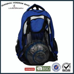 2017 Custom Soccer Backpack Bag With Ball Holder Sh 17070805