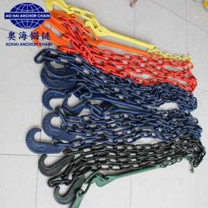High Quality G80 Cargo Lashing Chain Factory Made in China pictures & photos
