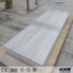 Kingkonree 12mm Wholesale Vanity Top Material Solid Surface pictures & photos