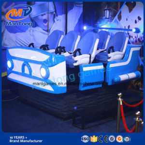 Factory Price 9d Vr 6 Seats with Motion Chair 3 Glasses pictures & photos