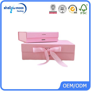 Luxury Cardboard Cosmetic Chocolate Packaging Gift Paper Box (AZ122529)