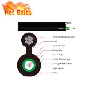 Single Mode 4 Core Outdoor Areial Fiber Optic Cable